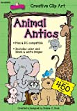 Animal Antics, Carson-Dellosa Publishing Staff, 160418132X