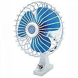 6 12 volt fan - SeaChoice 6 inch Oscillating 12V Fan