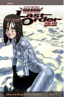 Battle Angel Alita Last Order Vol 13 Yukito Kishiro