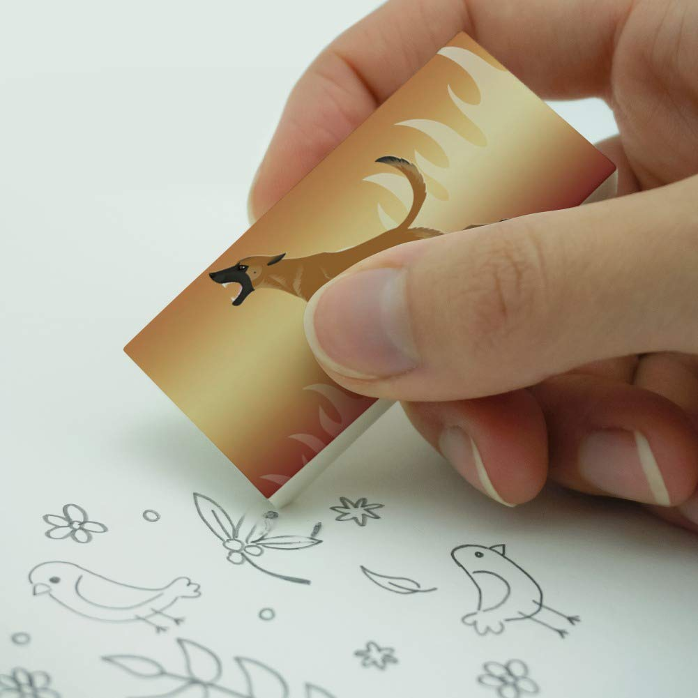 Belgian Malinois Dog Bite Training Eraser Set of 2