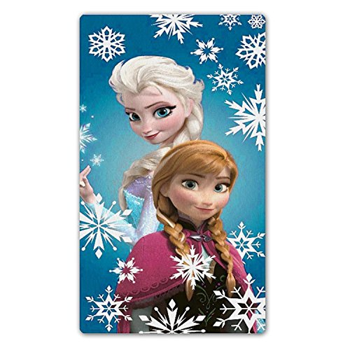 Disney Frozen Anna and Elsa Towel 70x140cm - Anna and Elsa Towel