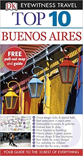 Top 10 Buenos Aires (EYEWITNESS TOP 10 TRAVEL GUIDES) download