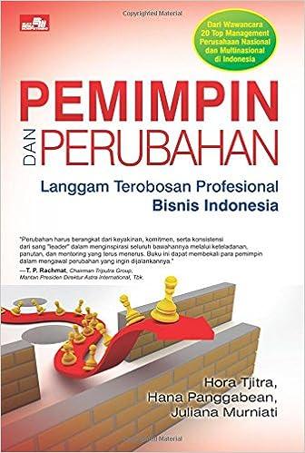 Buy Pemimpin dan Perubahan - Langgam Terobos (Indonesian