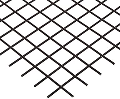 Amazon.com: 12100ME080-36X48 PVC Coated Galvanized Steel Welded Wire ...