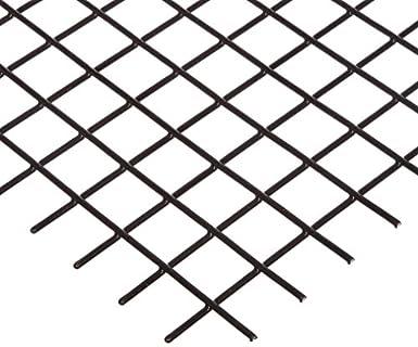 Amazon.com: 12100ME080-36X48 PVC Coated Galvanized Steel Welded Wire ...