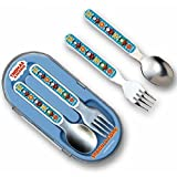 Pecoware Thomas The Tank Engine Spoon & Fork Set
