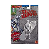 toybiz marvel super heroes - Toy Biz Marvel Super Heroes The Silver Surfer Action Figure 4.75 Inches