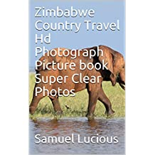 Zimbabwe Country Travel Hd Photograph Picture book Super Clear Photos