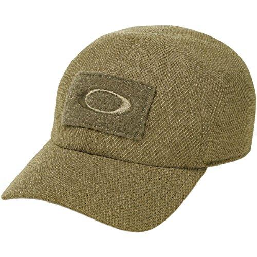 Oakley Men's SI Cap, Coyote, - Oakley Hats Mens