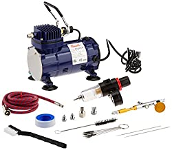 Paasche TG-100D Gravity Feed Airbrush & Compressor Package from Paasche Airbrush