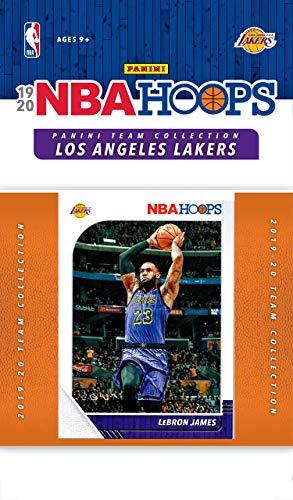 Los Angeles Lakers 2019 2020 Hoops Factory Sealed