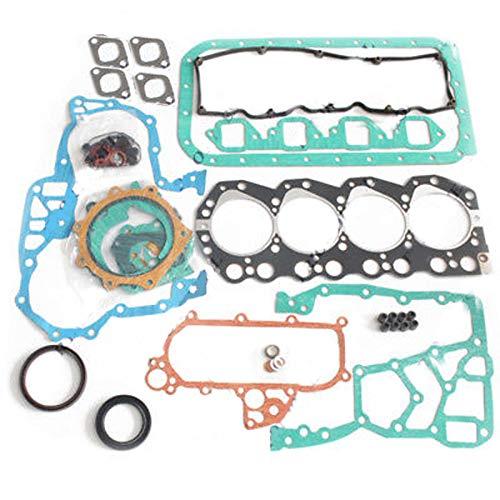 BD30 Engine Gasket Kit for Hitachi EX60 EX70, for Takeuchi TB070, for  Nissan Atlas Excavator Aftermarket Parts