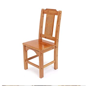 Amazon.com - YANGXIAOYU Dining Chairs Simple Dining Chairs Back ...