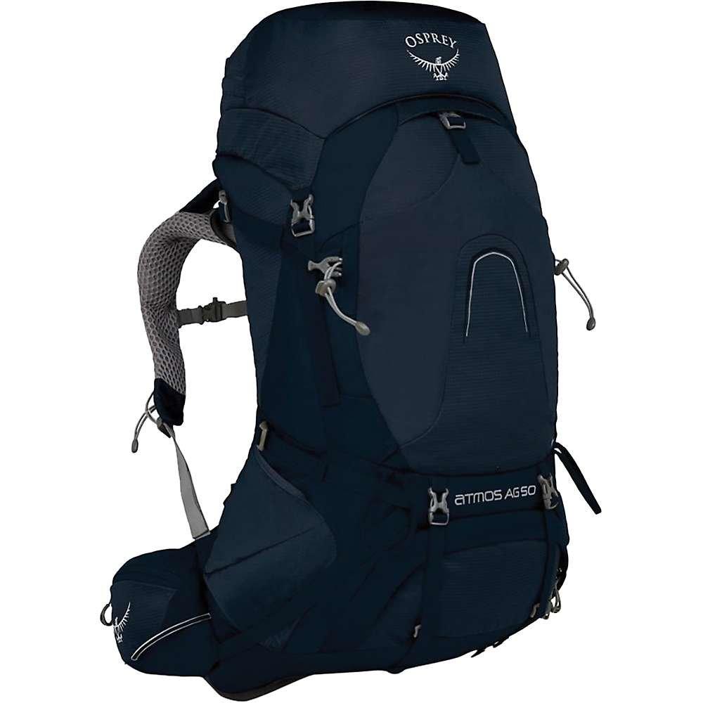 オスプレー バッグ バックパックリュックサック Osprey Men's Atmos AG 50 Pack Unity Blue [並行輸入品]   B079BWT8KR