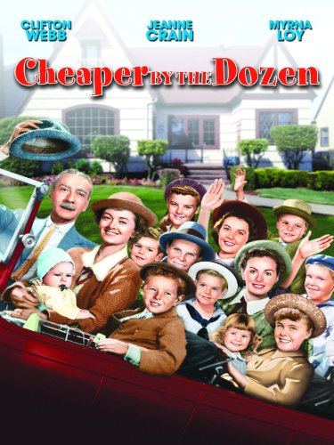 Cheaper By The Dozen (1950) (Bonnie Hunt Cheaper By The Dozen 2)