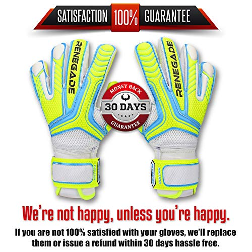 R-GK Vulcan Surge Hybrid Cut (Size 6) Goalkeeper Gloves Men   Women ... 98c008be31