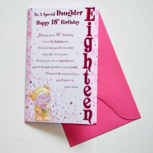 Daughter Birthday Card