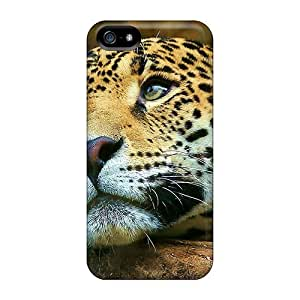 Awesome Cases Covers/iphone 5/5s Defender Cases Covers(moody Leopard)