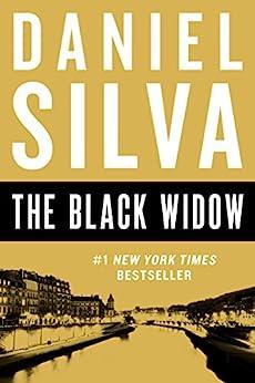 The Black Widow (Gabriel Allon Series Book 16) (English Edition) por [Silva, Daniel]