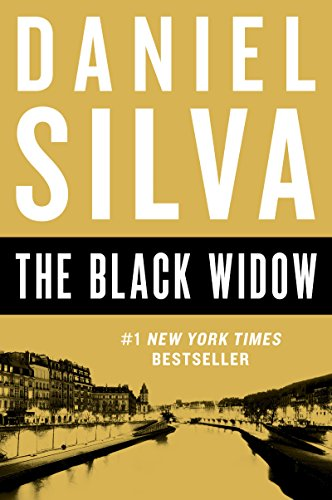The Black Widow (Gabriel Allon Series Book 16) -