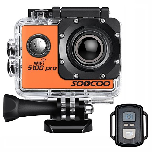 4k wifi sports action camera soocoo s100 pro touchscreen action camera ultra hd waterproof dv. Black Bedroom Furniture Sets. Home Design Ideas