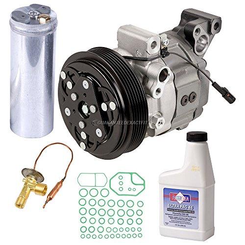 New Genuine OEM AC Compressor & Clutch + A/C Repair Kit For Honda And Isuzu - BuyAutoParts 60-83323RN - Passport A/c Honda Compressor