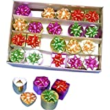 48 Assorted Paper Hat Ring Wholesale Jewelry Display Gift Boxes