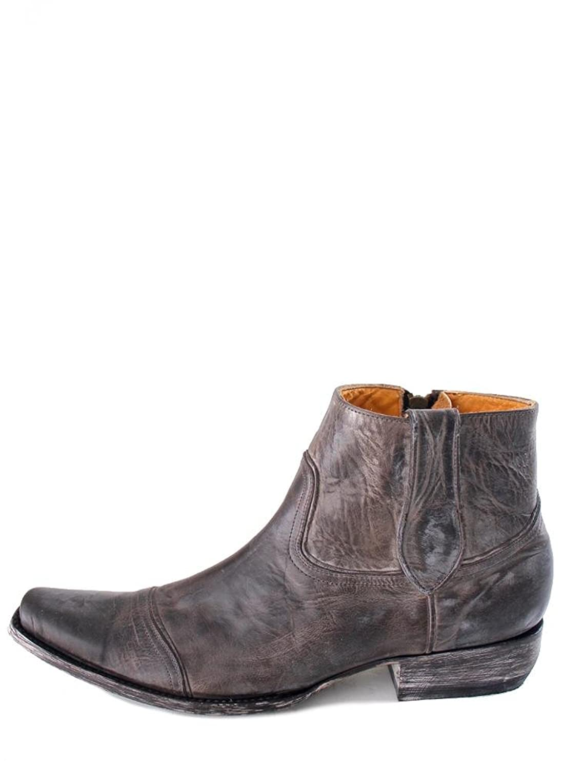 Old Gringo Hawk Zip Furia Mens Boots