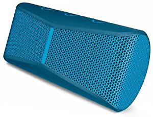 Logitech X300 Mobile Wireless Stereo Speaker, Blue (984-000402)