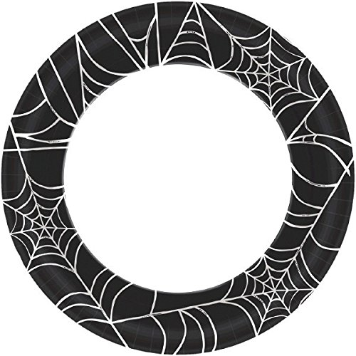 Spider Web Dinner Plates, 10