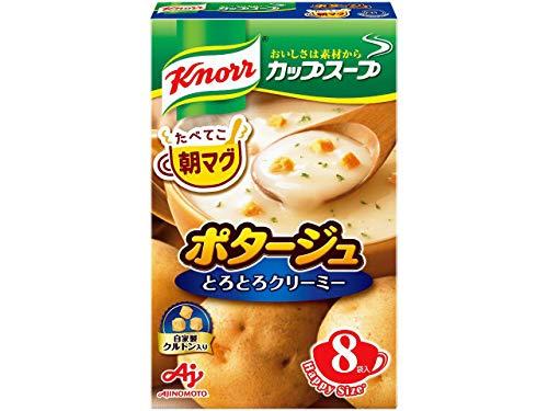 Knorr Cup Soup (Creamy Potage) 8Bags/ 1Box