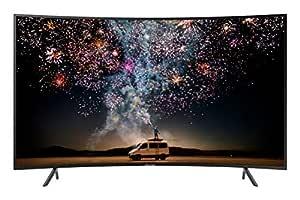 Samsung 65RU7300 65 Inch Curved Smart 4K UHD TV Series 7 (2019) - Black