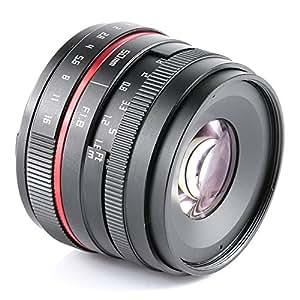 Amazon.com : 50 F1.8 red circle portrait shooting high
