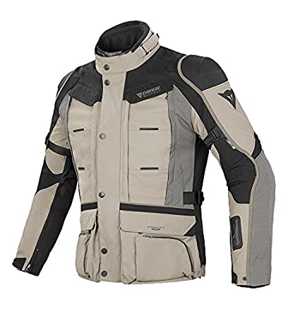 Dainese D-Explorer Gore-Tex Jacket (50) (CASTLE-ROCK/BLACK/DARK-GULL GREY)