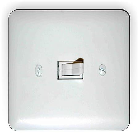 Rikki Caballero diseño de Interruptor de luz Cuadrado imán para ...