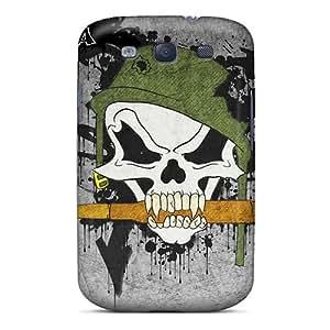 Samsung Galaxy S3 IDD11772ygBN Allow Personal Design Trendy Metal Mulisha Image Great Hard Phone Cases -LauraAdamicska