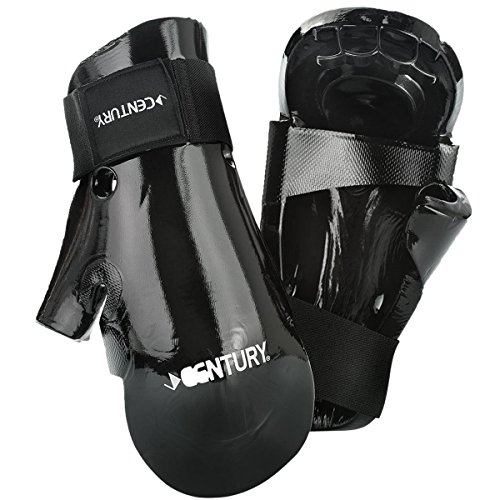 Century Student Sparring Gloves, Black, Youth