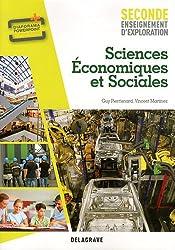 Sciences économiques et sociales 2nde : Enseignement d'exploration