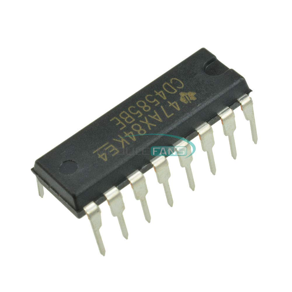 5PCS CD4585BE CD4585 DIP DIP16 DIP-16 TI IC Good Quality