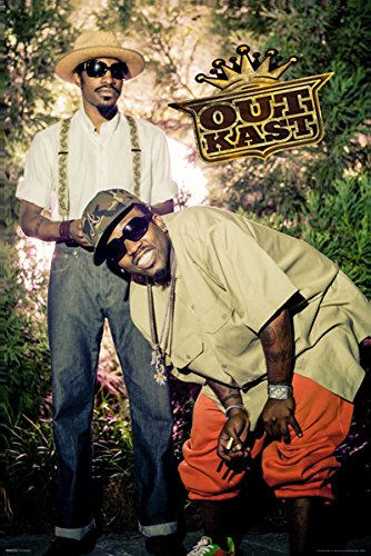 OutKast In the Woods Poster
