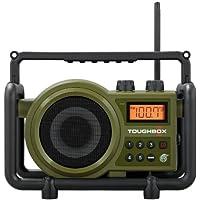 Sangean - Toughbox Rugged Digital Radio Rechargabl