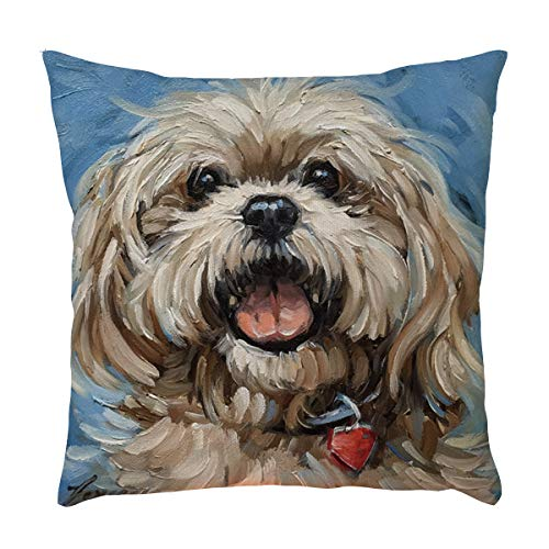 Throw Pillow Cover, DaySeventh Animal Pattern Pillowcase Pillow