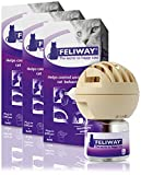 Feliway 3 Pack Classic Starter Kit for Cats
