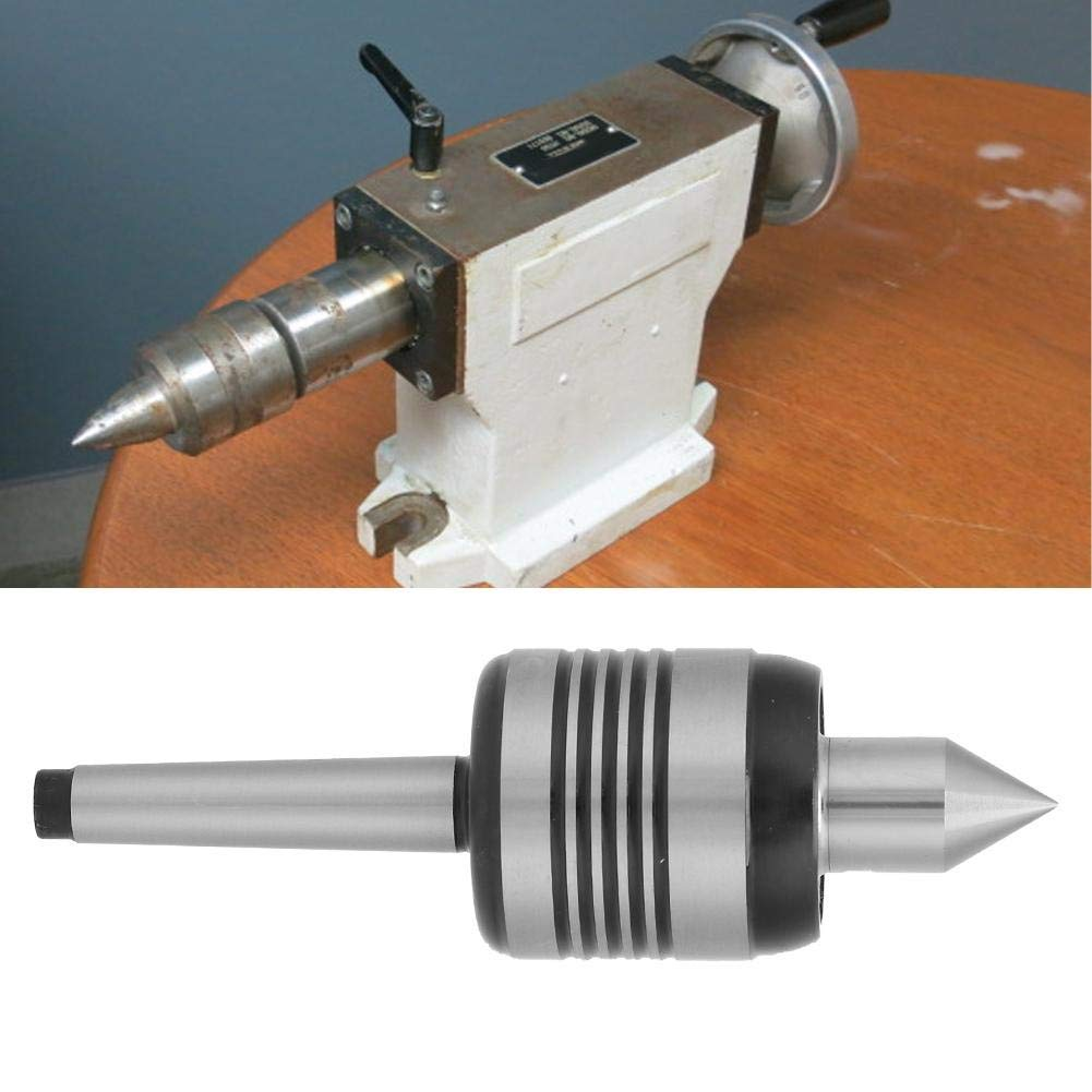 MT1 Rotary Live Revolving Milling Center Taper Metal Work Lathe Tool for High Speed Turning CNC Work