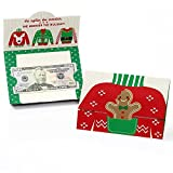 Toys : Ugly Sweater - Holiday & Christmas Money and Gift Card Holders - Set of 8