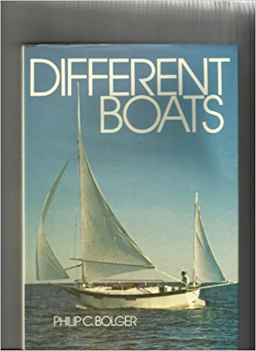 different boats philip c bolger 9780877421344 amazon com books