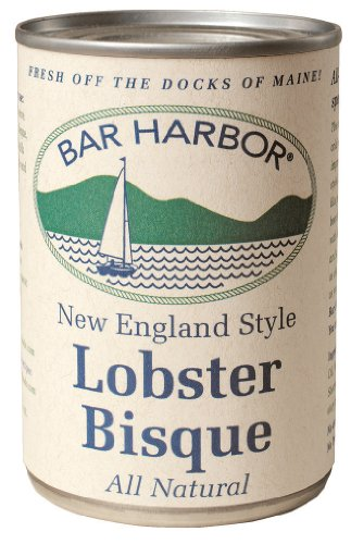 Lobster Harbor Bar - Bar Harbor Bisque, Lobster, 10.5 Ounce