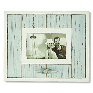 Mud Pie Gray Boat Cleat Frame