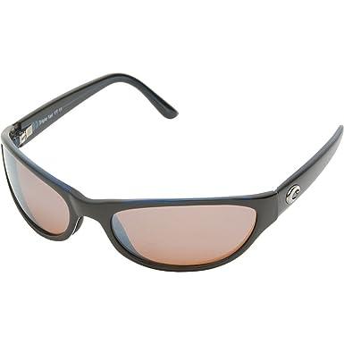 89e0e094018d0 Amazon.com  Costa Del Mar Triple Tail 580 Sunglasses Black Silver Mirror  One Size  Shoes