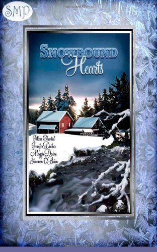 book cover of Snowbound Hearts